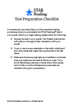 STAR-Pre-test-Instructions